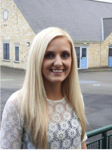 Miss Rhian White - Athrawes Blwyddyn 1