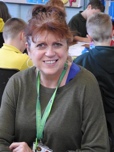 Mrs Gill Davies - ADY
