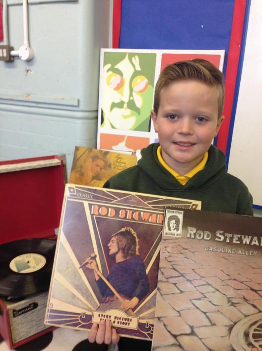 Recordiau Rod Stewart - Rod Stewart Records