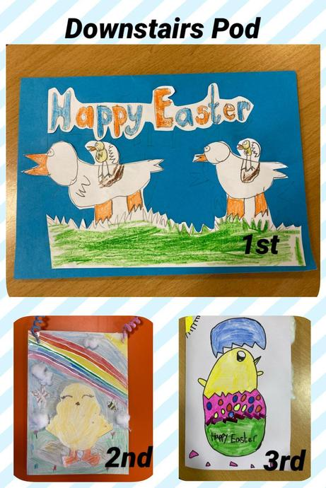 Examples of Easter Cards