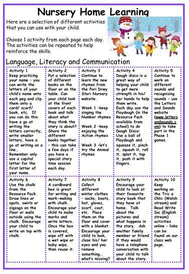Language Literacy and Communication