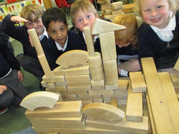 Building castles