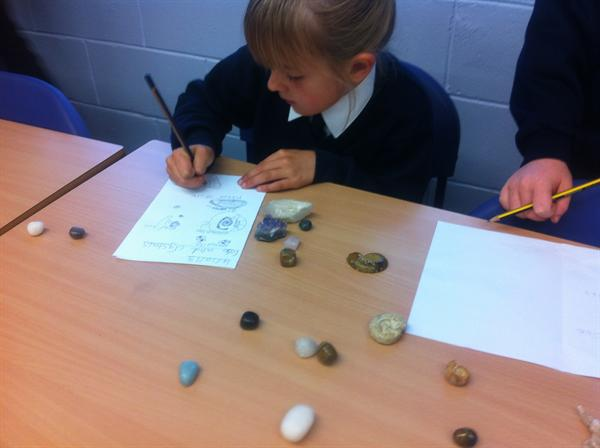 Studying our rocks, soils and crystals