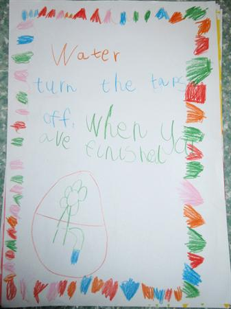 Save Water!!