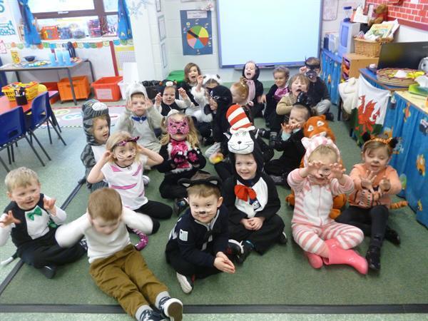 The children looked amazing!!