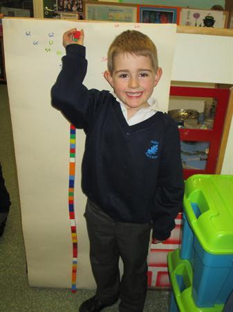 Look how many blocks tall I am!