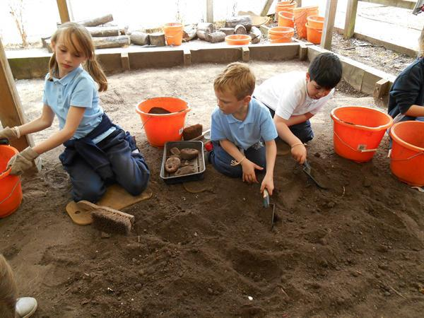 We have been shown how to be archaeologists