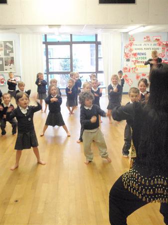 Bollywood Dance!