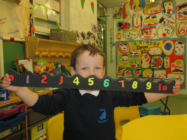 Number lines!