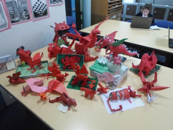 Class 5DD Dragons