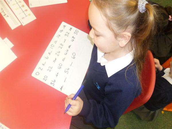 NF/MD: counting in 2s