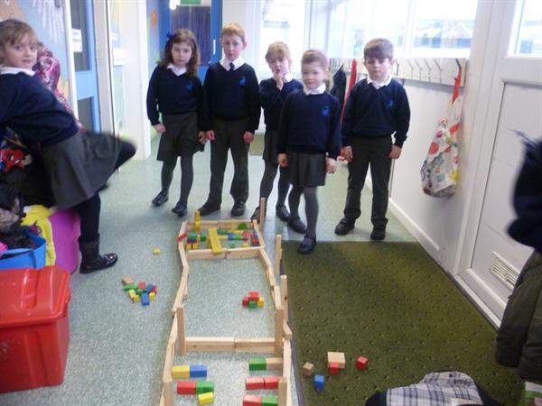 Construction- building our school