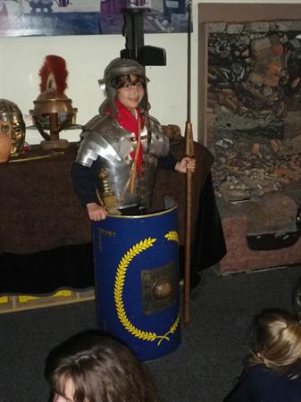 Our very own Legionary!