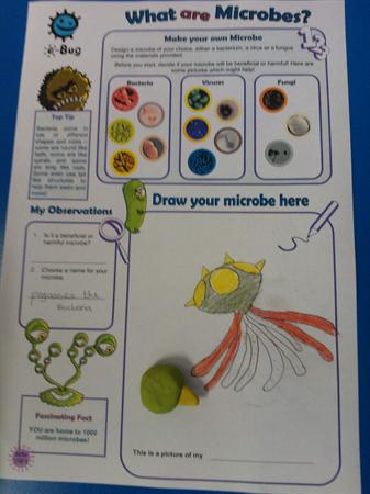 Our microbes