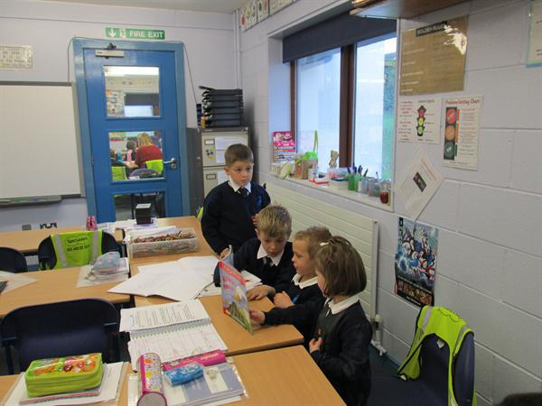 Reading with Reception