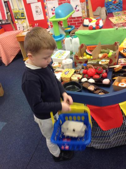 shopping in the Siop Nursery Plus