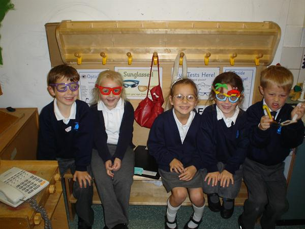 Role Play Opticians