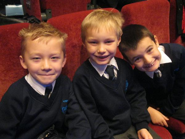 Looking forward to the Panto!