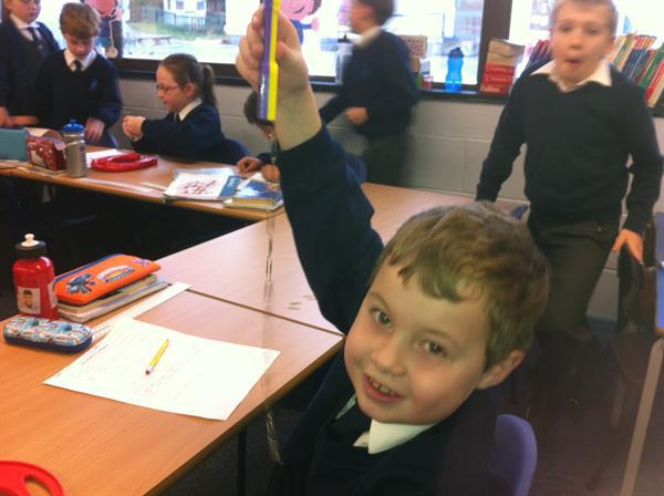 Science - Investigating Magnets