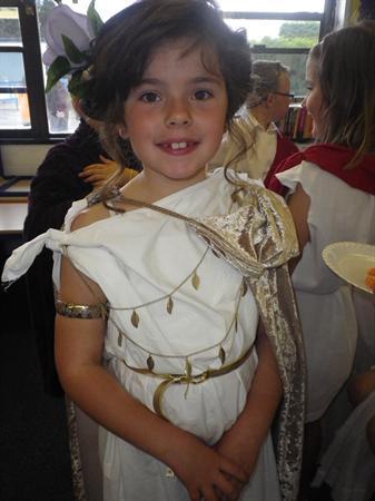 Salve! Roman Day 2012