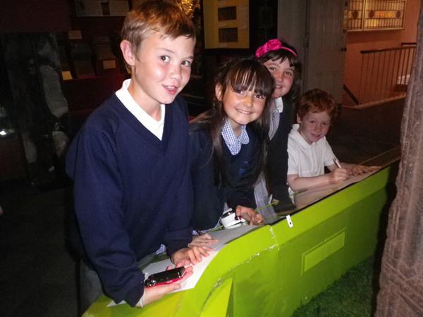 History Detectives in the Museum