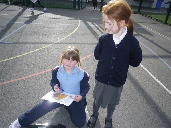 Orienteering with Maths