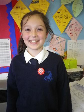 Meet our School Councillors-Megan 6GE