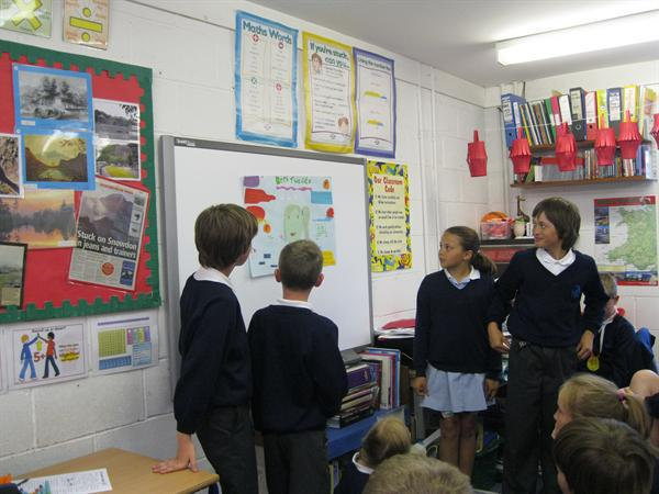 Presenting research about British Olympic Athletes