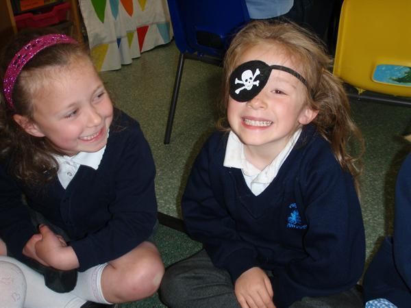 'What pirate did it come from?'