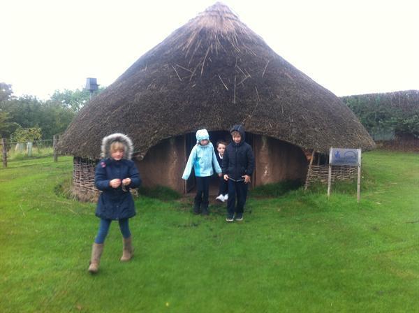 Our Celtic trip to Burwardsley