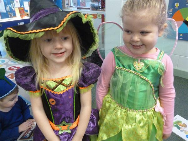 Brilliant costumes!!