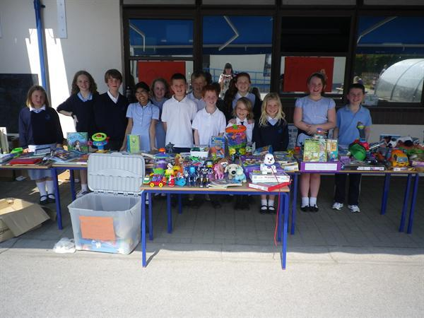 Toy Sale May 2012