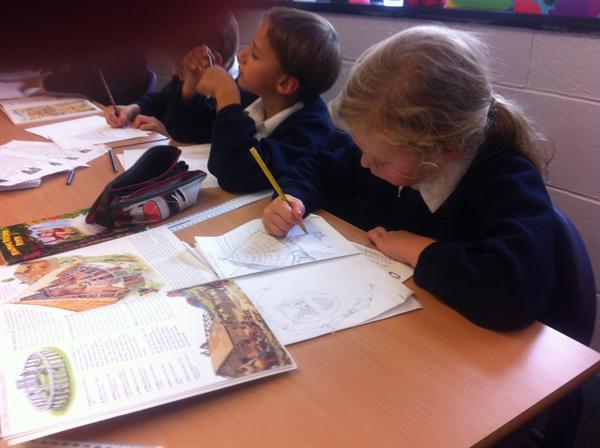 Researching Celtic settlements