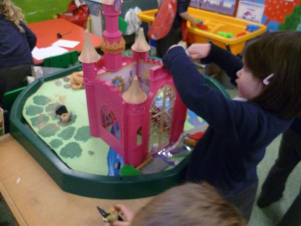 Small World: retelling the story.