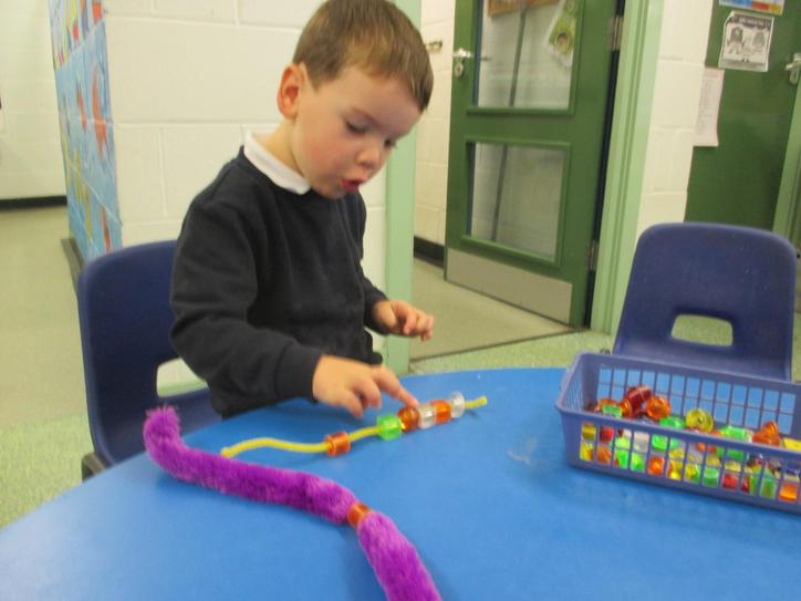 How many beads are on your string?