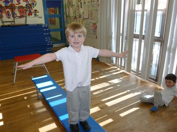 Learning to use benches safely