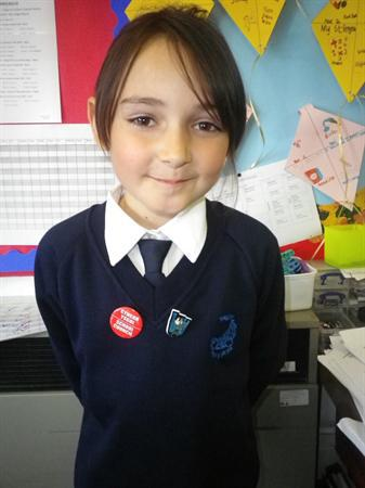 Meet our School Councillors-Bethany 4RR