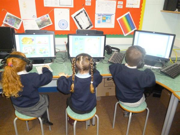 Developing our ICT skills