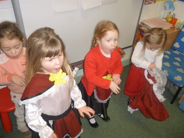 Welsh ladies!!