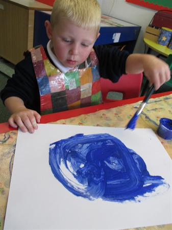 Van Gogh 'Starry starry night' inspired us!