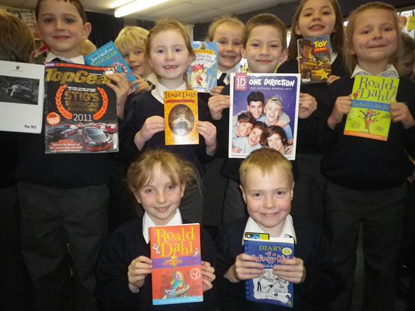 World Book Day, our favourite books