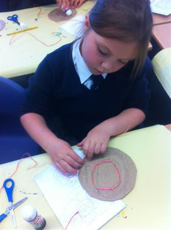 Creating Celtic brooches