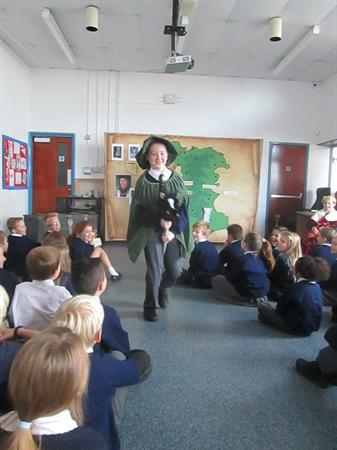 Visit from Henry 7th
