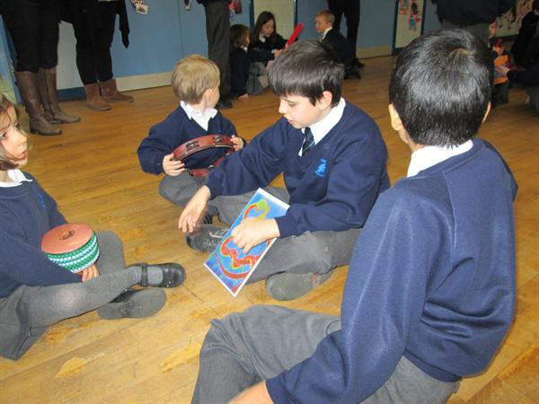 Music meets Reading Project...