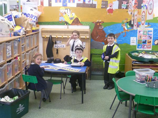 Role Play- Police
