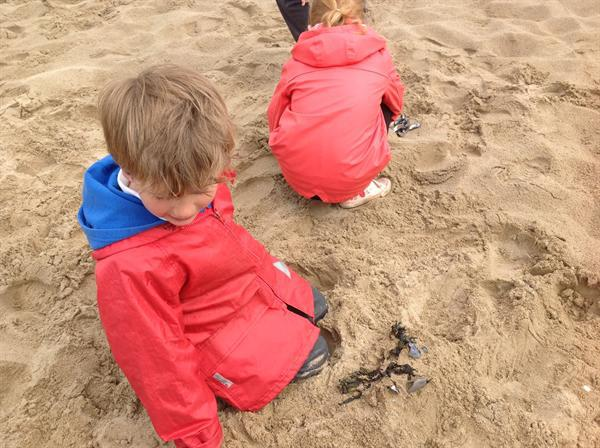Colwyn Bay beach
