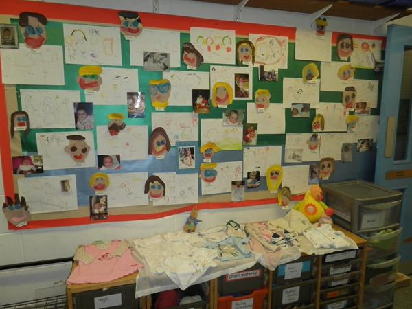 Our baby display.....can you find yourself?