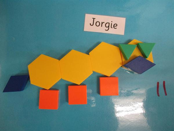 Our Chinese dragons -how many shapes did you use?