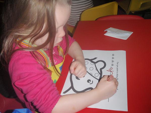 Children in Need/ Language Literacy and Communicat