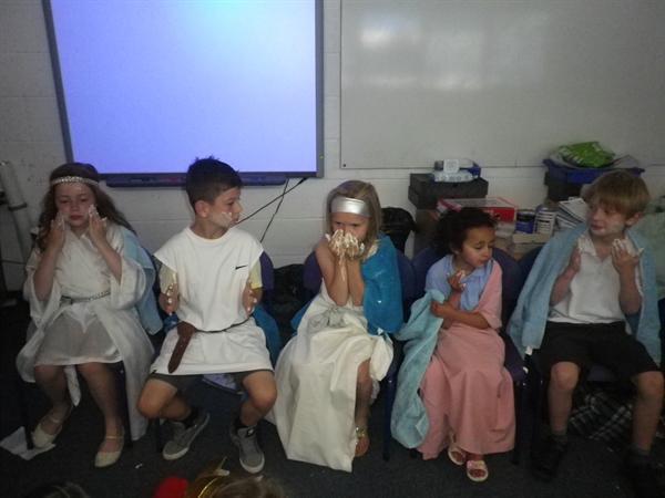 Roman Day - Beauty Parlour